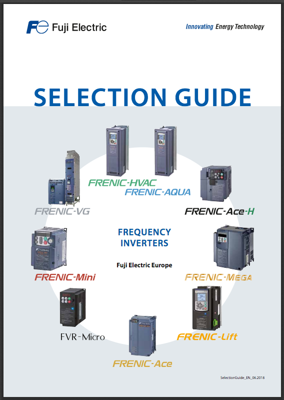Selection Guide 2108